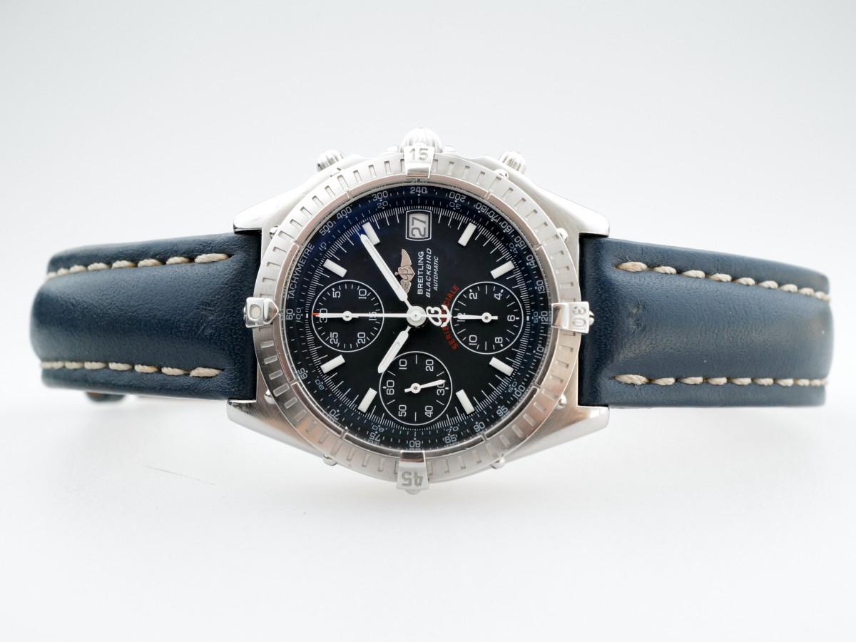 Швейцарские часы Breitling Chronomat Blackbird