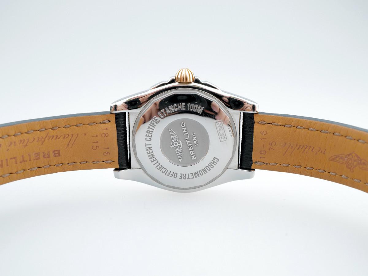 Швейцарские часы Breitling Galactic 36 Automatic