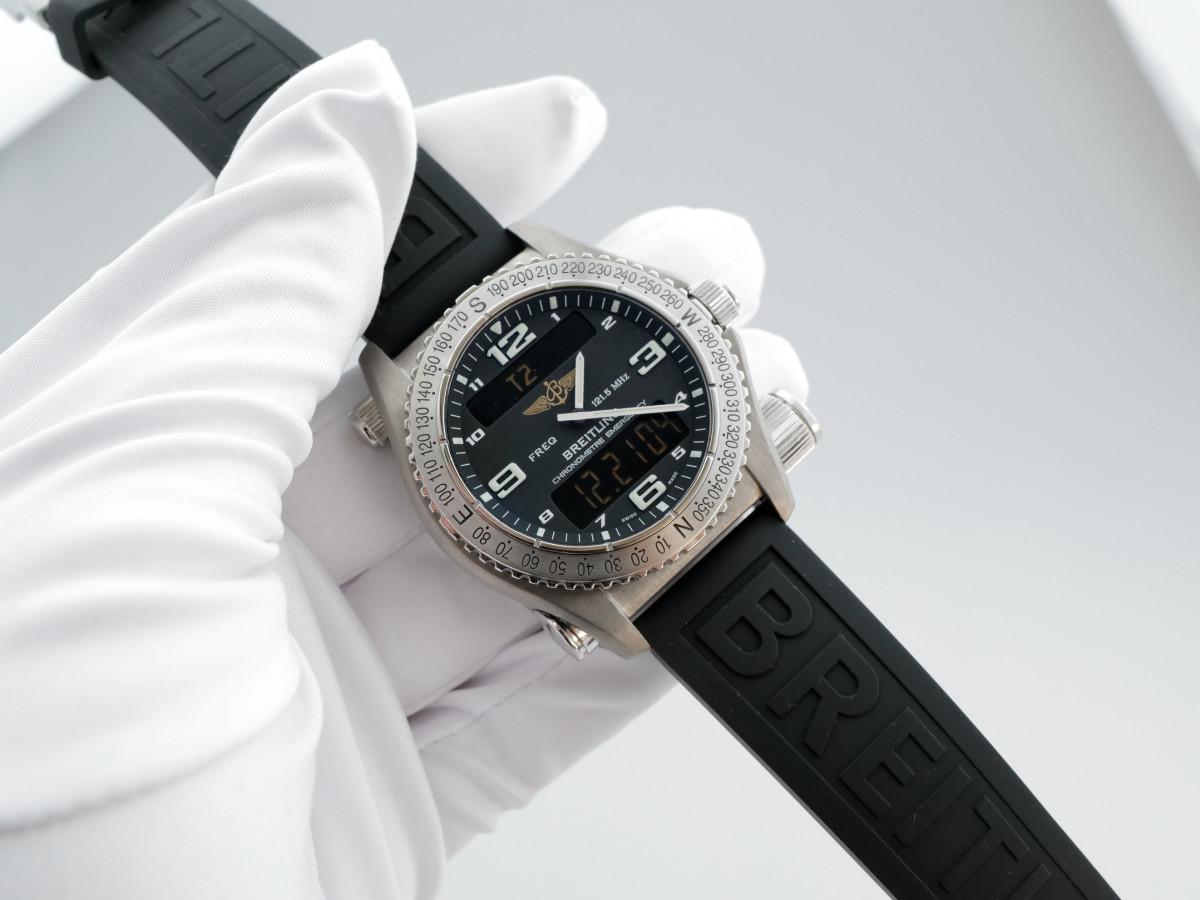 Швейцарские часы Breitling Professional Emergency