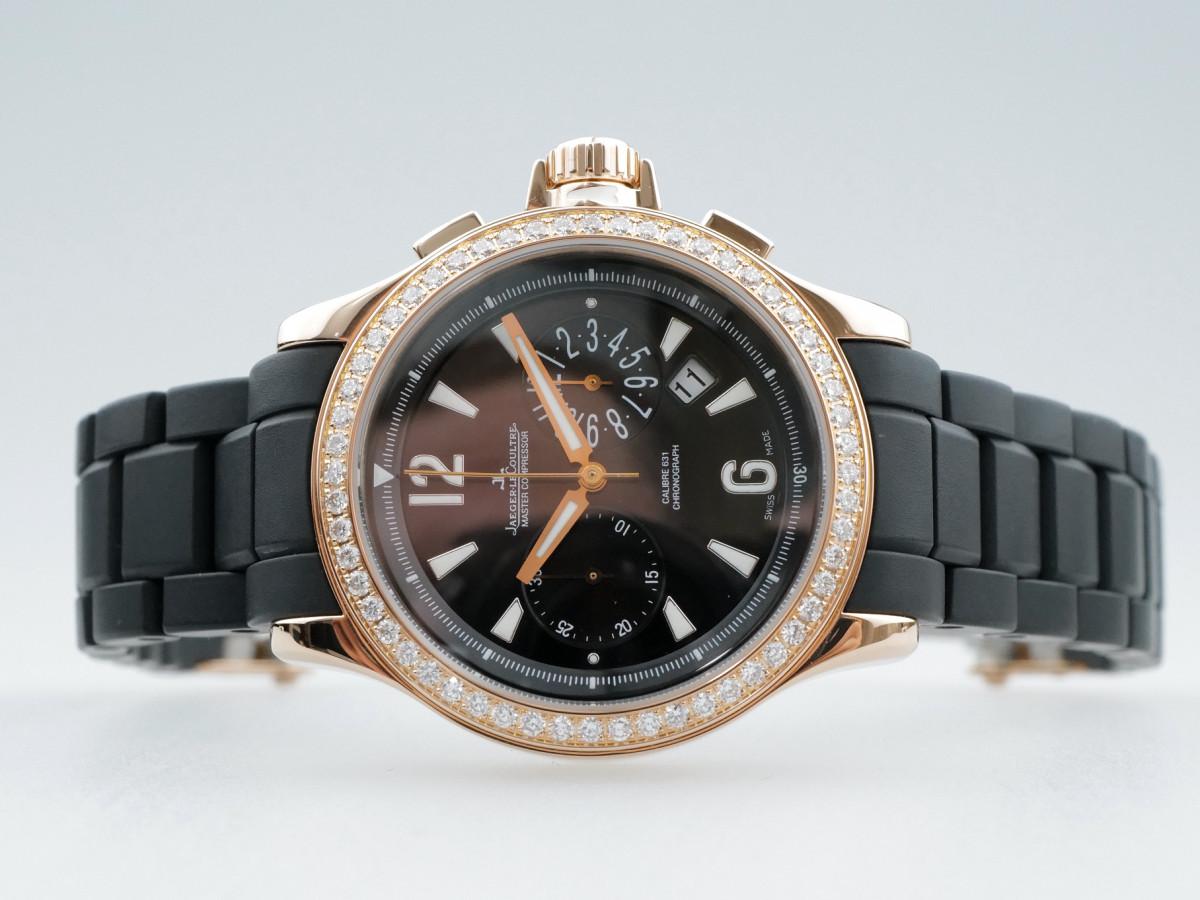 Швейцарские часы Jaeger-LeCoultre Master Compressor Chronograph Lady Q1742771