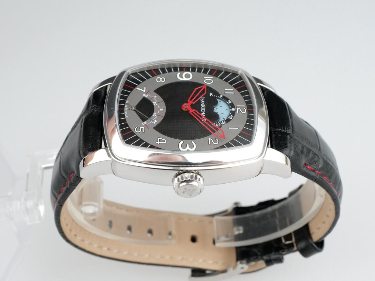 Швейцарские часы JeanRichard TV Screen
