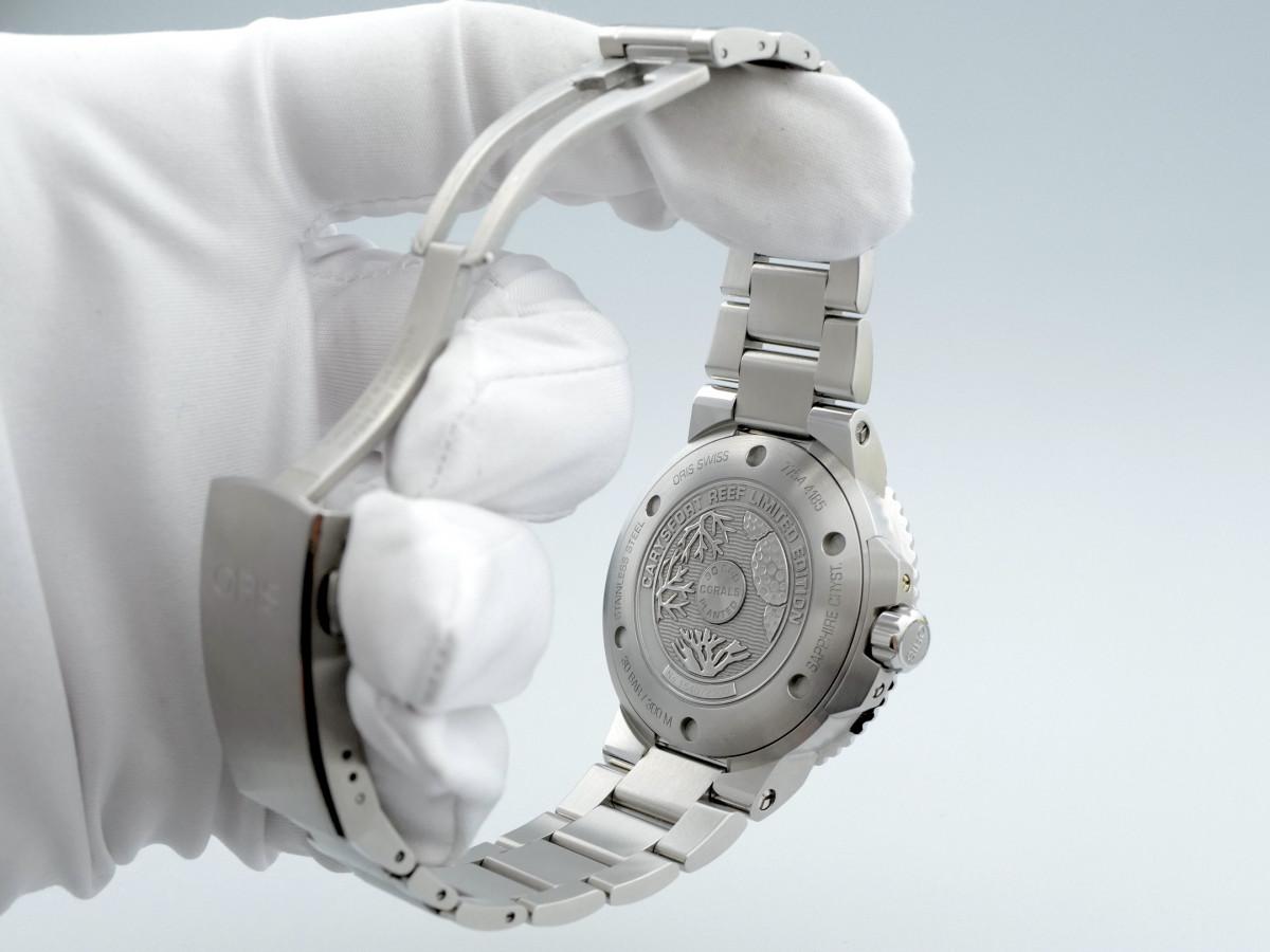 Швейцарские часы Oris Carysfort Reef Limited Edition