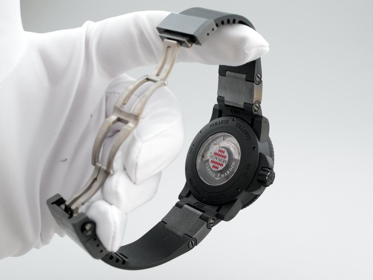 Швейцарские часы Ulysse Nardin Limited Edition Monaco Marine Diver