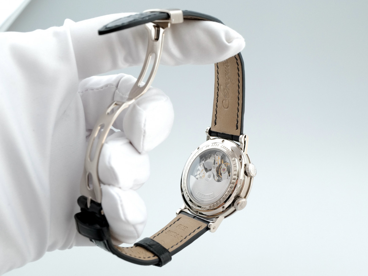 Швейцарские часы Breguet Classique Alarm Le Reveil du Tsar 18K White Gold