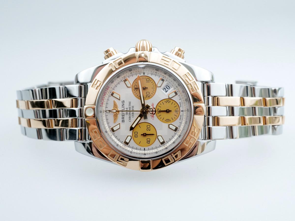 Швейцарские часы Breitling Chronomat 41