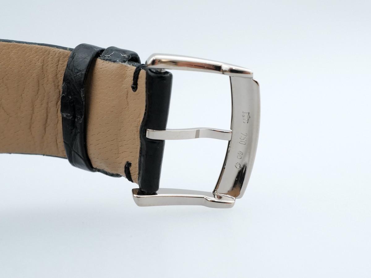 Швейцарские часы Jaquet-Droz Chaux-de-Fonds Monopoussoir 18K White Gold Limited Edition