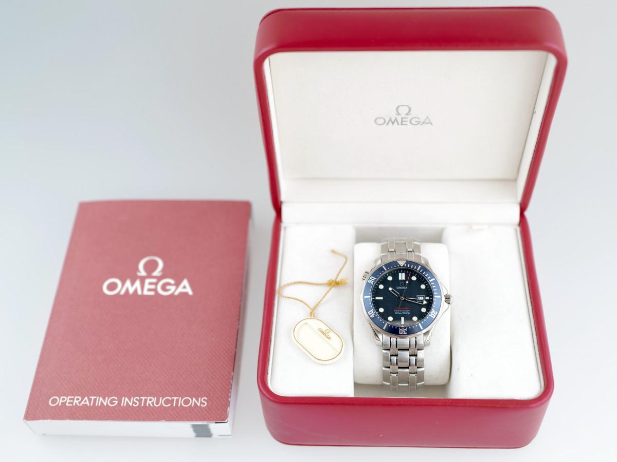 Швейцарские часы Omega Seamaster Diver 300 M Quartz