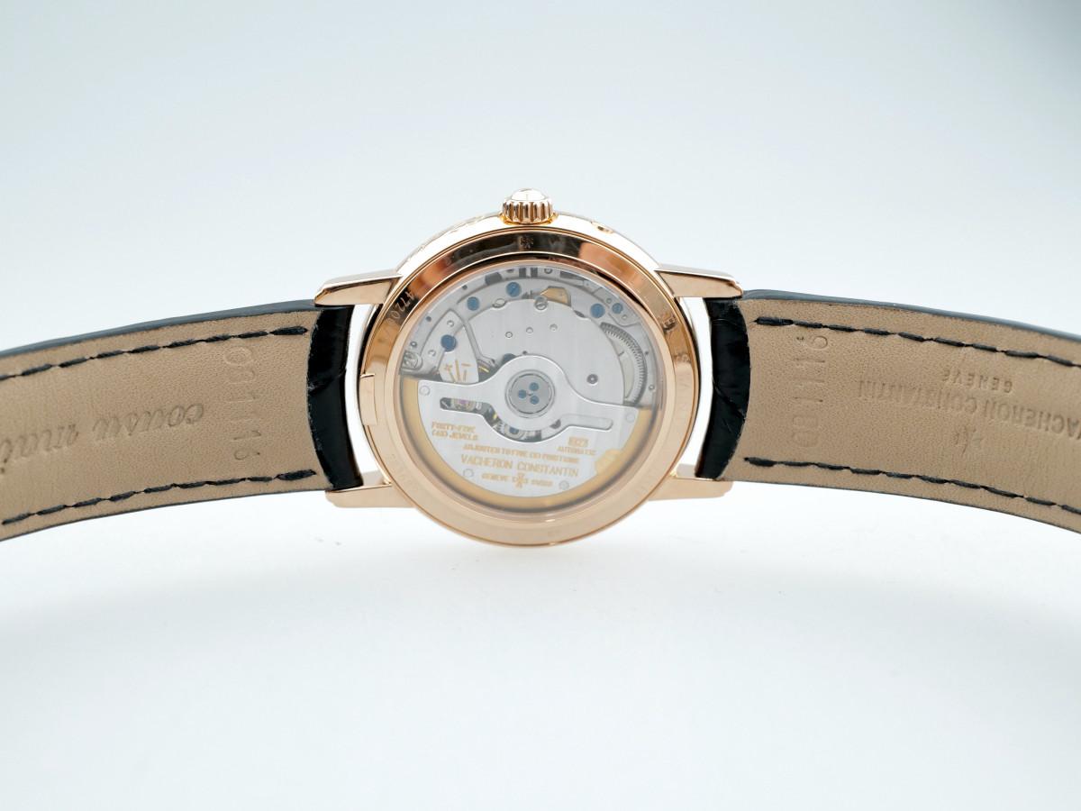 Швейцарские часы Vacheron Constantin Patrimony Power Reserve 18K Rose Gold