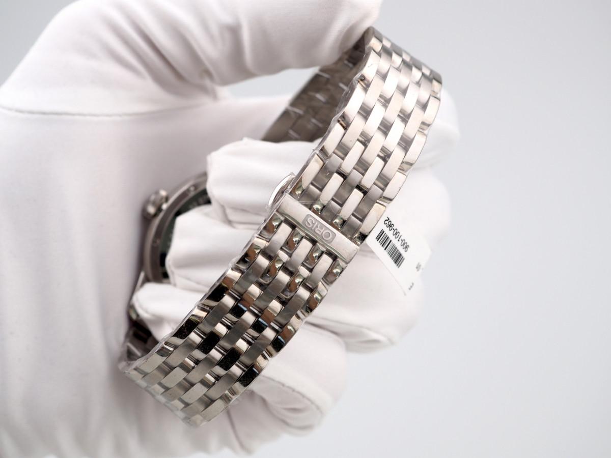 Швейцарские часы Oris Artelier Small Second Pointer Date