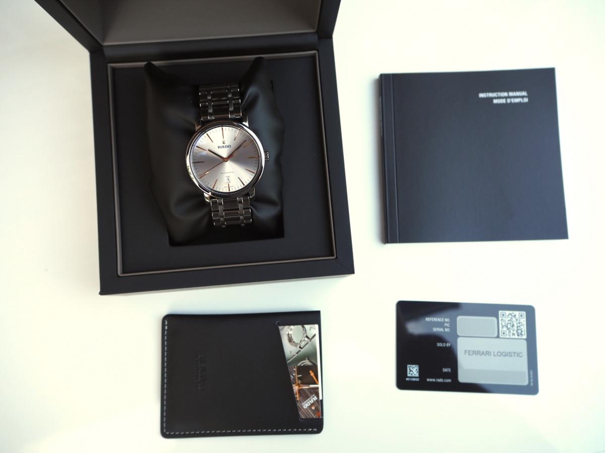 Швейцарские часы Rado Diamaster automatic