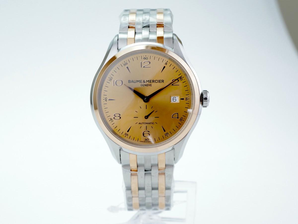 Швейцарские часы Baume & Mercier Clifton