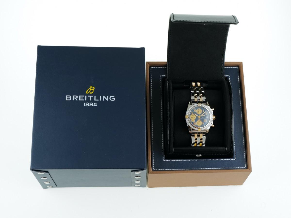 Швейцарские часы Breitling Cockpit Chronograph