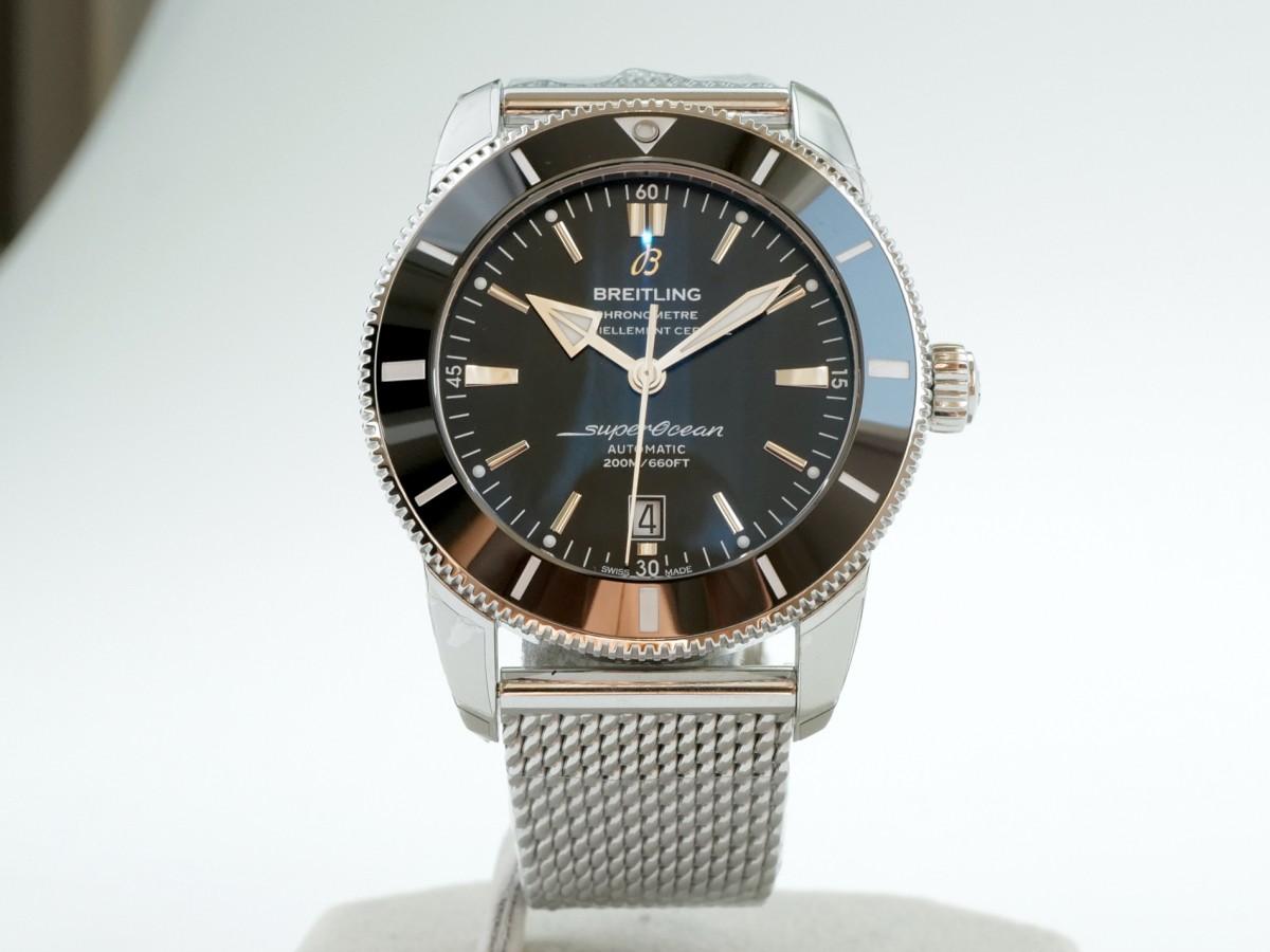 Швейцарские часы Breitling Superocean Heritage II Black 46