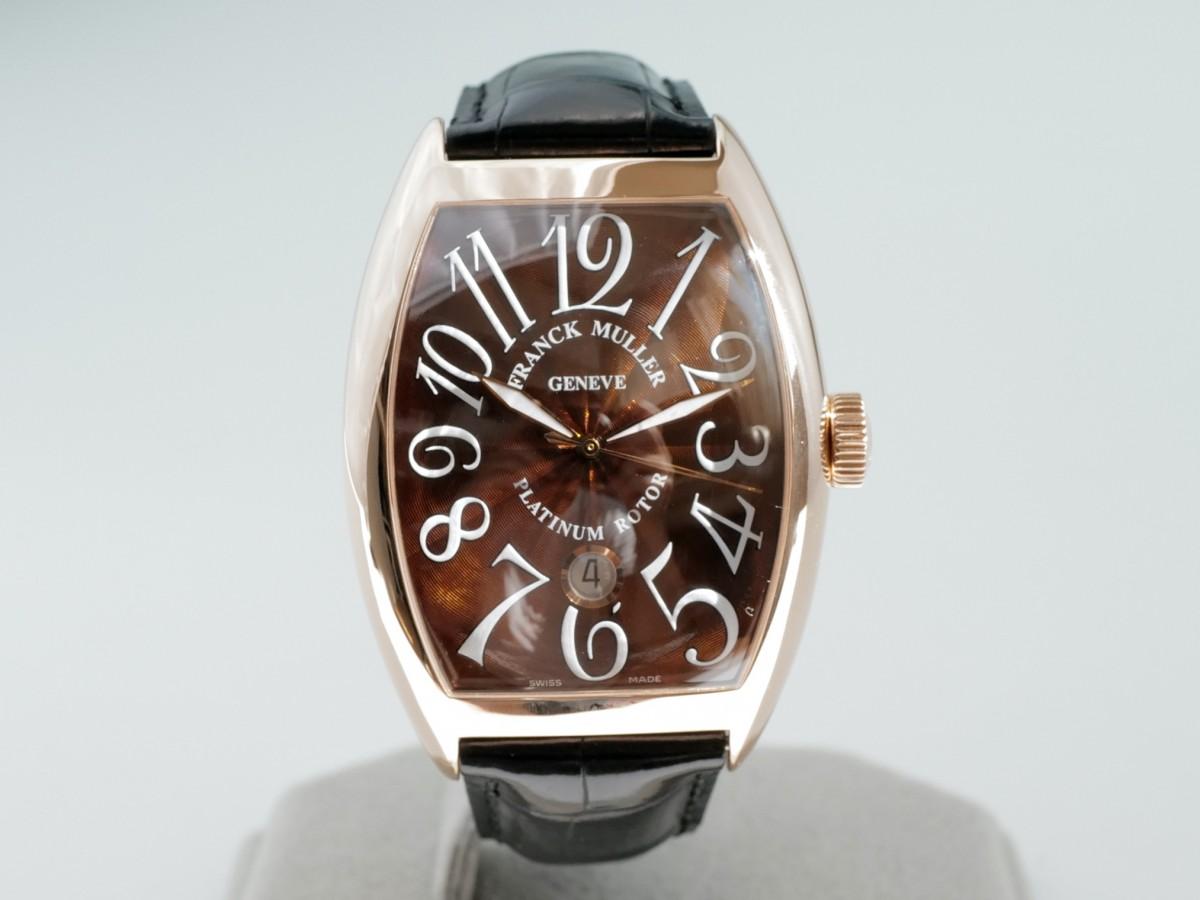 Швейцарские часы Franck Muller Cintree Curvex Large