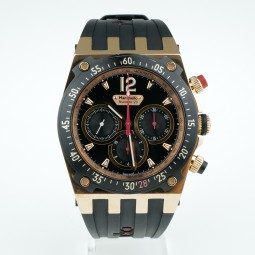 Швейцарские часы Maranello Chronograph Tricompax Rose Gold