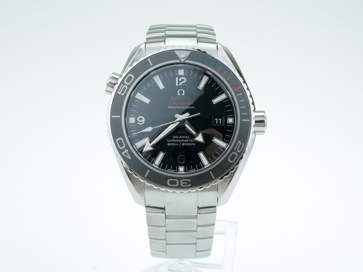 Швейцарские часы Omega Seamaster Planet Ocean Olympic Sochi Limited Edition