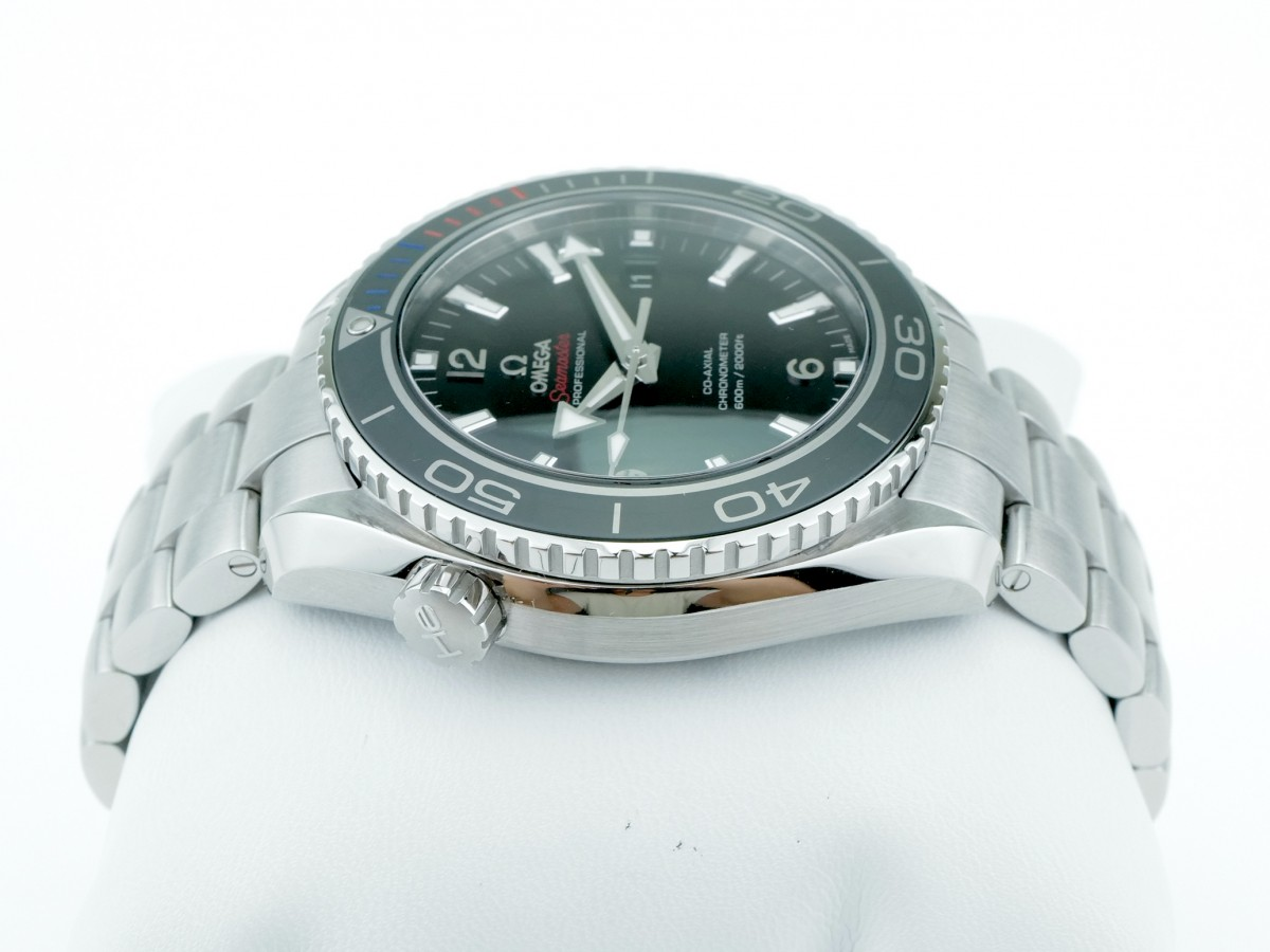 Швейцарские часы Omega Seamaster Planet Ocean Olympic Sochi Limited Edition