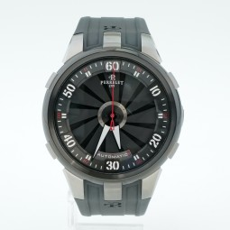 Швейцарские часы Perrelet Turbine XL Black Dial Automatic A1050