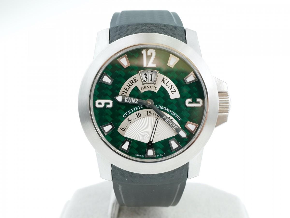 Швейцарские часы Pierre Kunz Spirit of Challenge Retrograde 44