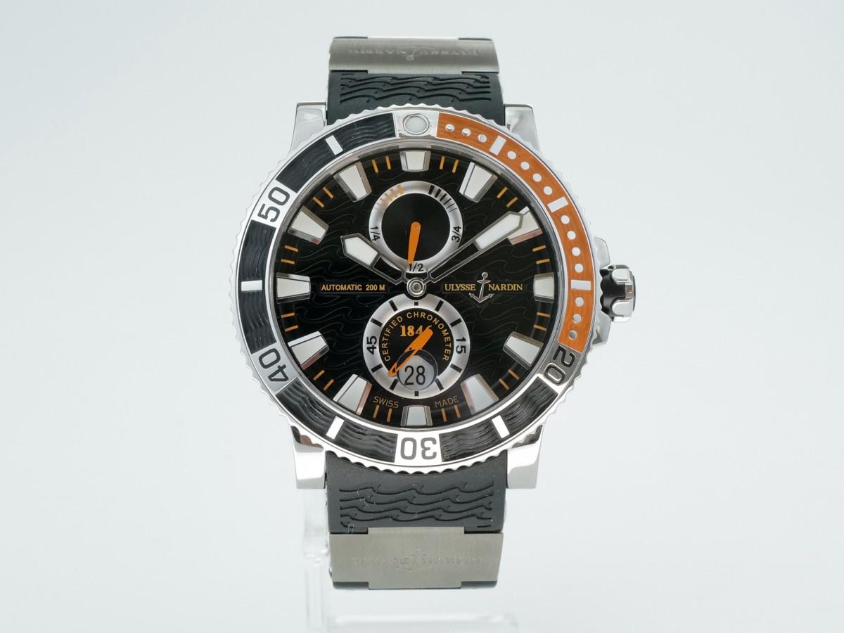 Швейцарские часы Ulysse Nardin Maxi Marine Diver 45mm