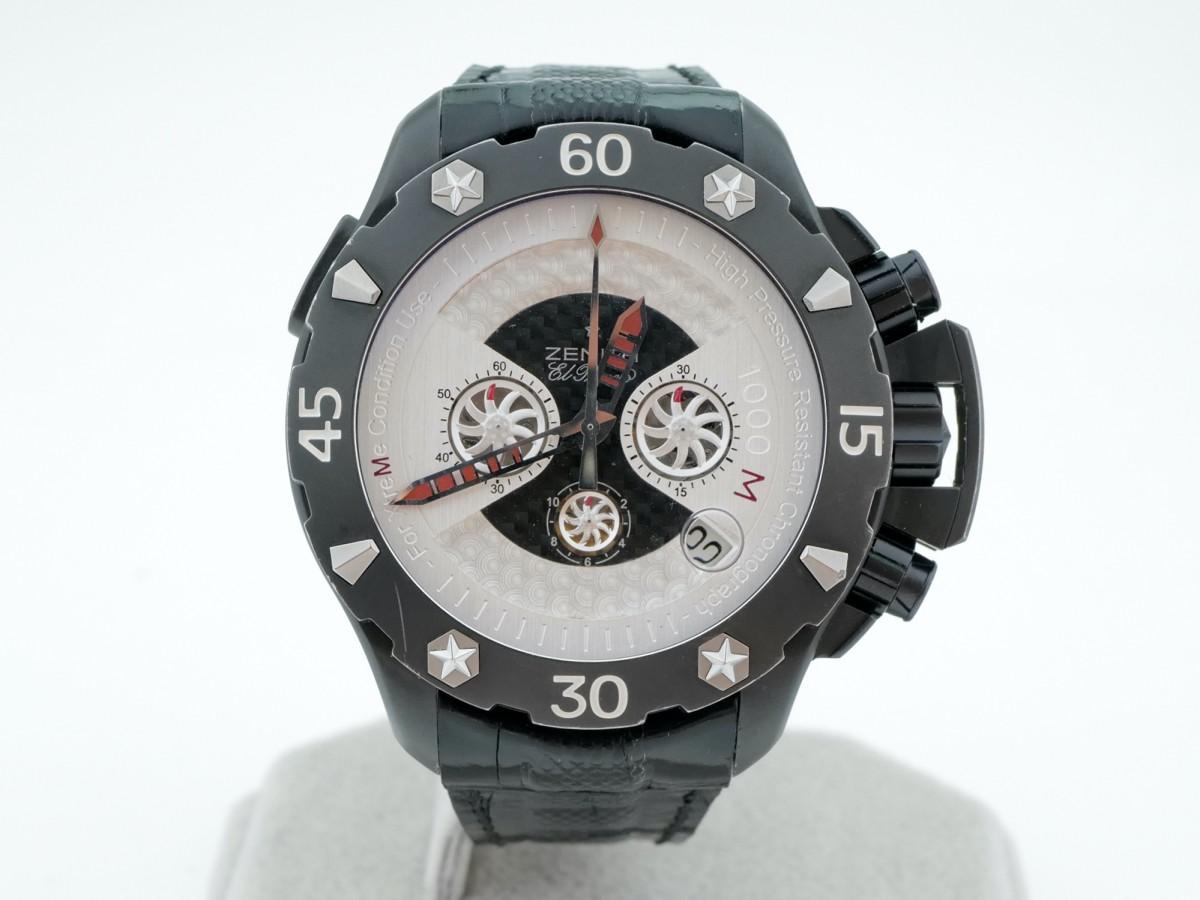 Швейцарские часы Zenith Defy Xtreme Chronograph 96.0525.4000