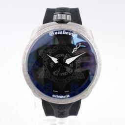 Швейцарские часы Bomberg Bolt-68 Blue Dial
