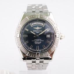 Швейцарские часы Breitling Headwind day date