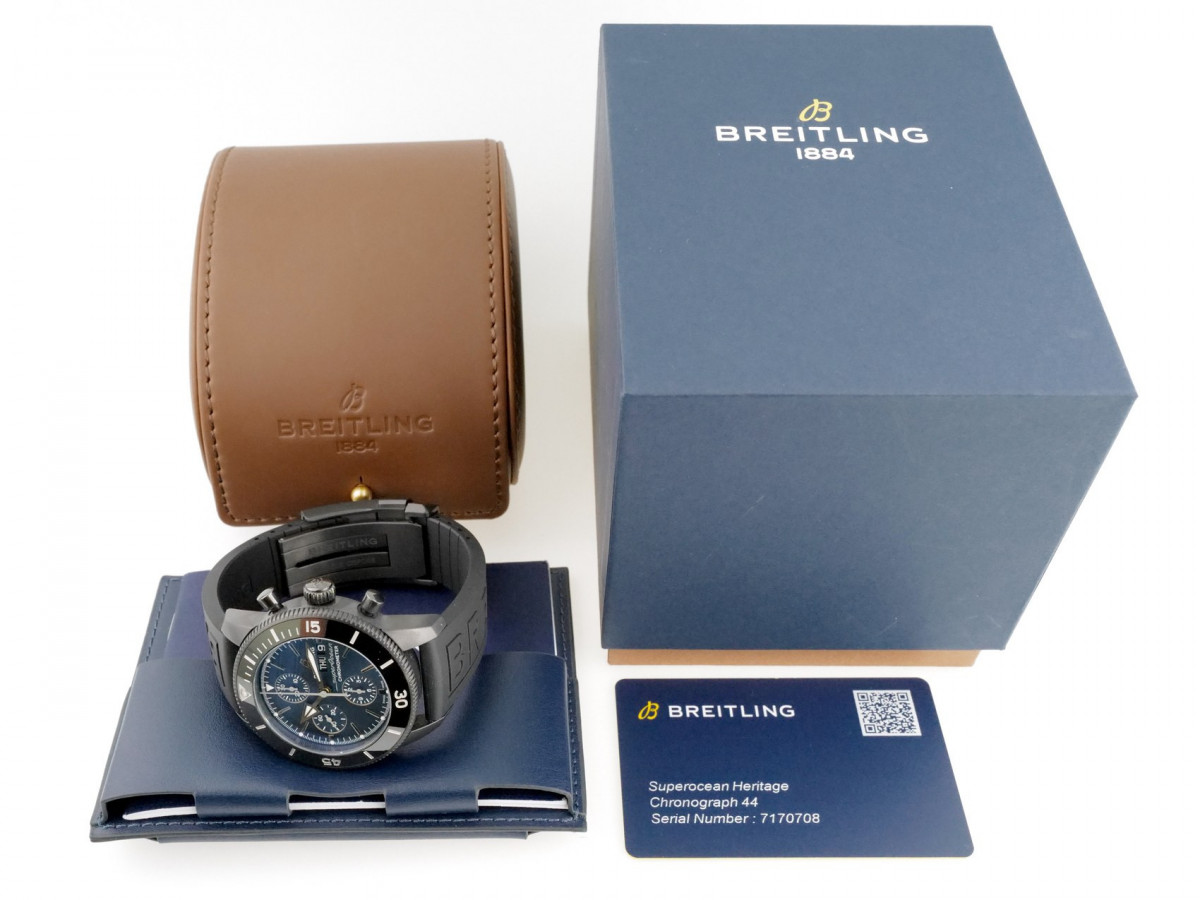 Швейцарские часы Breitling Superocean Heritage Chronograph 44
