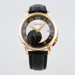 Швейцарские часы Chopard L.U.C Twist 18K Rose Gold 161888-5002