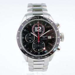 Швейцарские часы Longines Grande Vitesse Chronograph 24 Hour