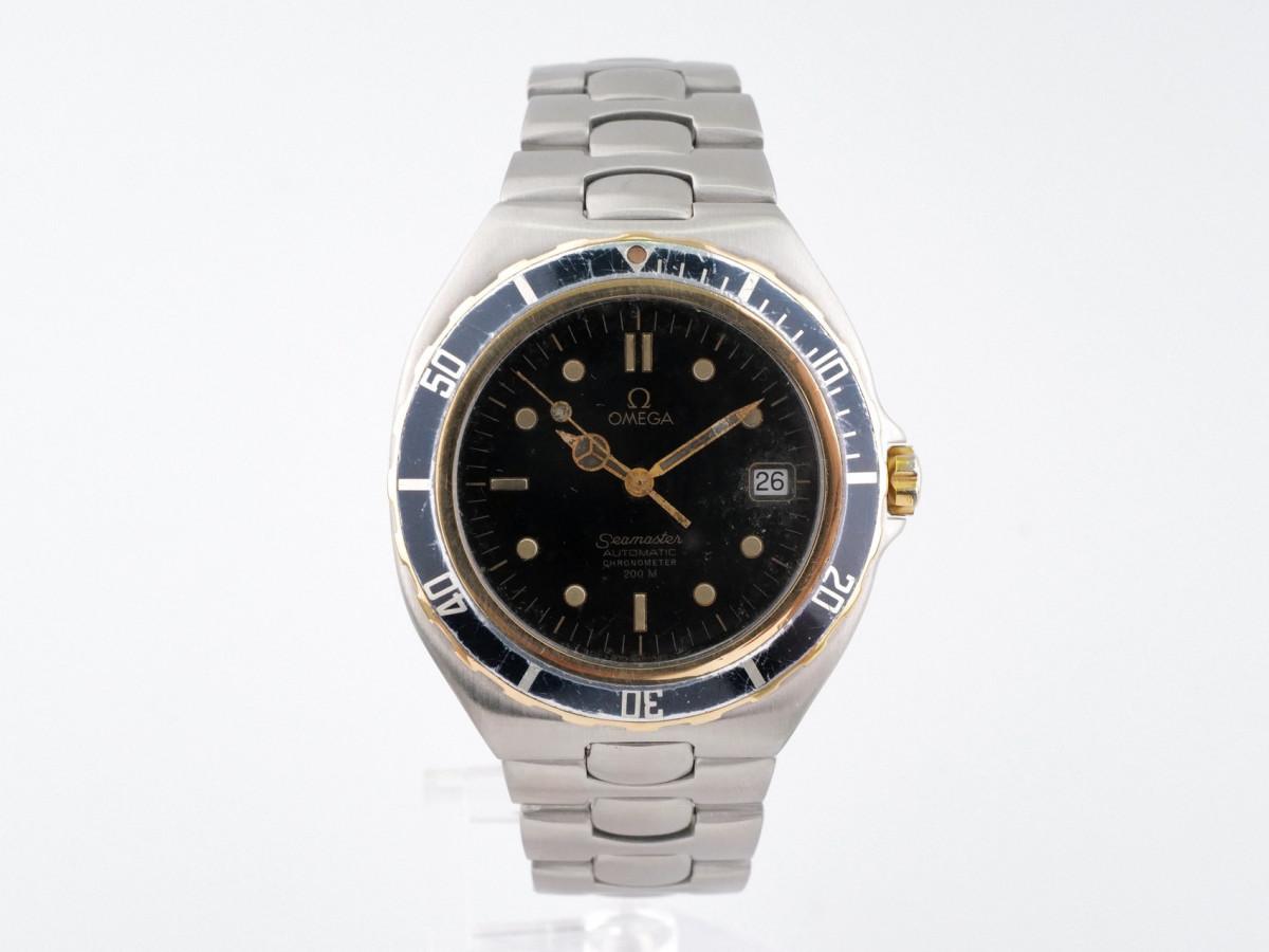 Швейцарские часы Omega Seamaster 200 ST Pre Bond