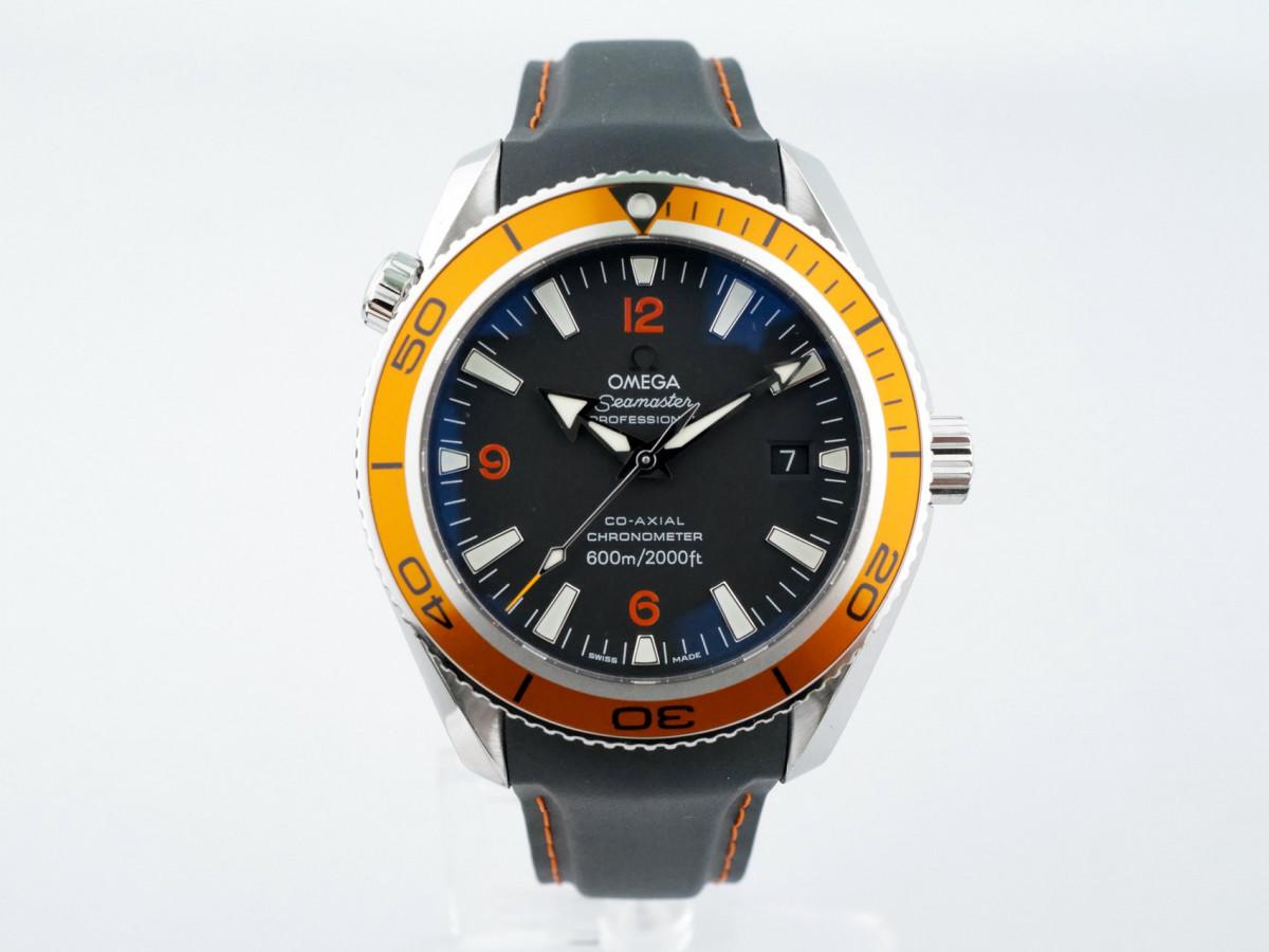 Швейцарские часы Omega Seamaster Planet Ocean 42 mm