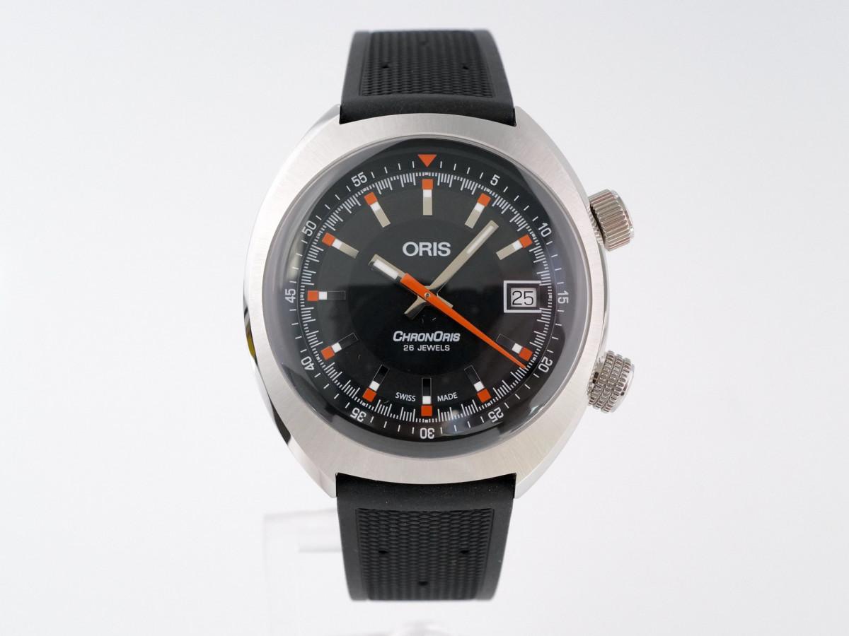 Швейцарские часы Oris Chronoris Date Motor