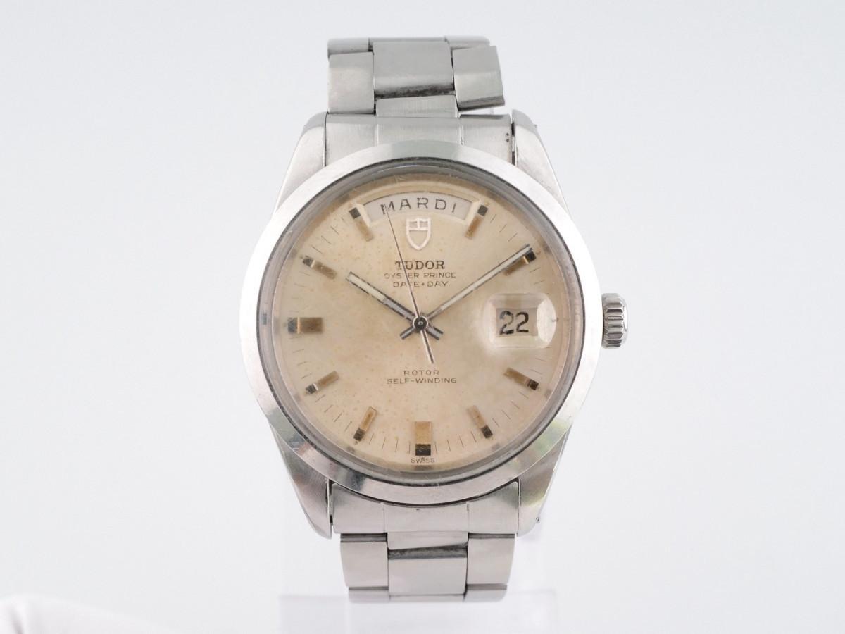 Швейцарские часы Tudor Prince Day-Date Jumbo