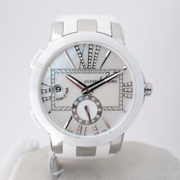 Швейцарские часы Ulysse Nardin Executive Dual Time Lady