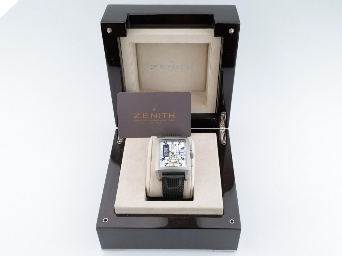 Швейцарские часы Zenith Port Royal Open Concept Grande
