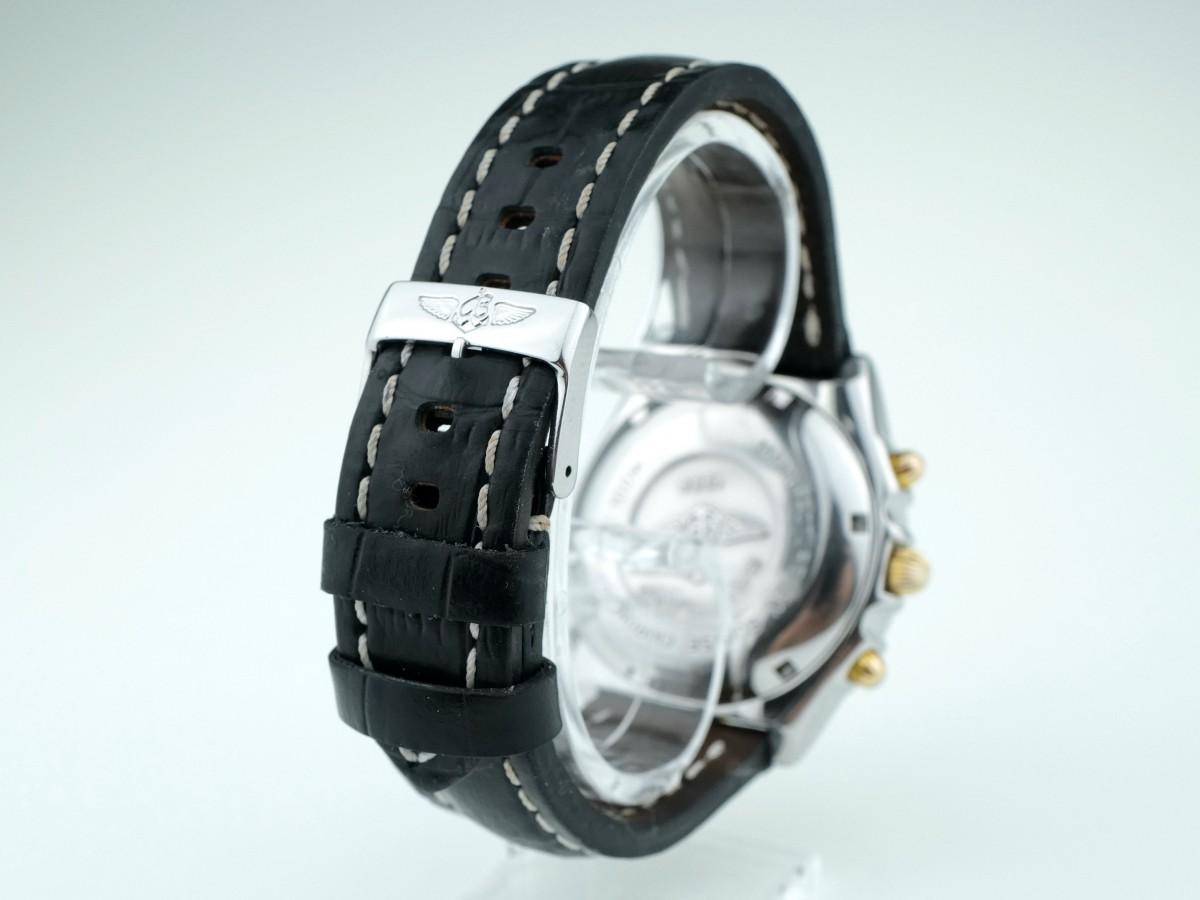 Швейцарские часы Breitling Chronomat Steel & 18k Gold B13050