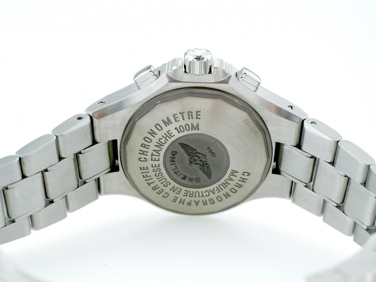Швейцарские часы Breitling Hercules Chronograph