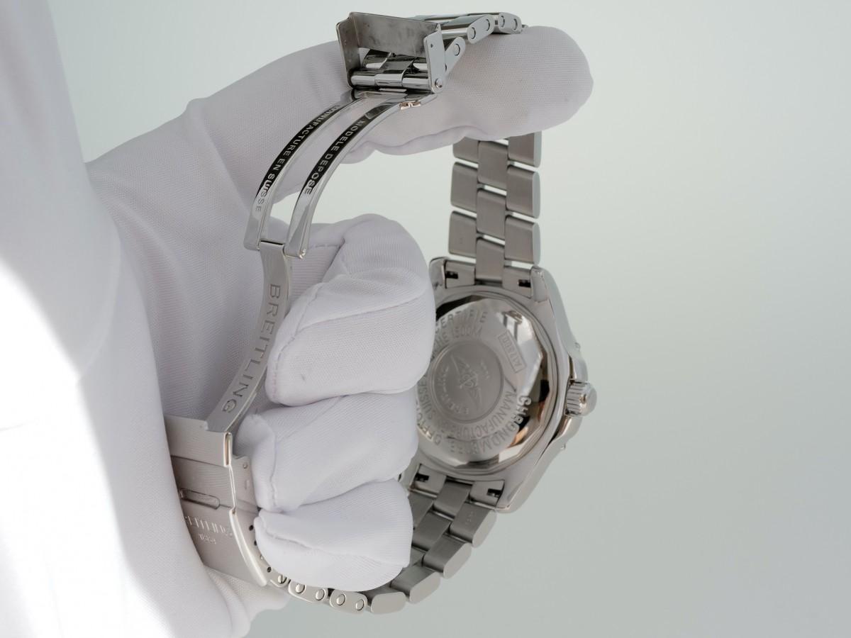 Швейцарские часы Breitling Superocean A17360 42mm