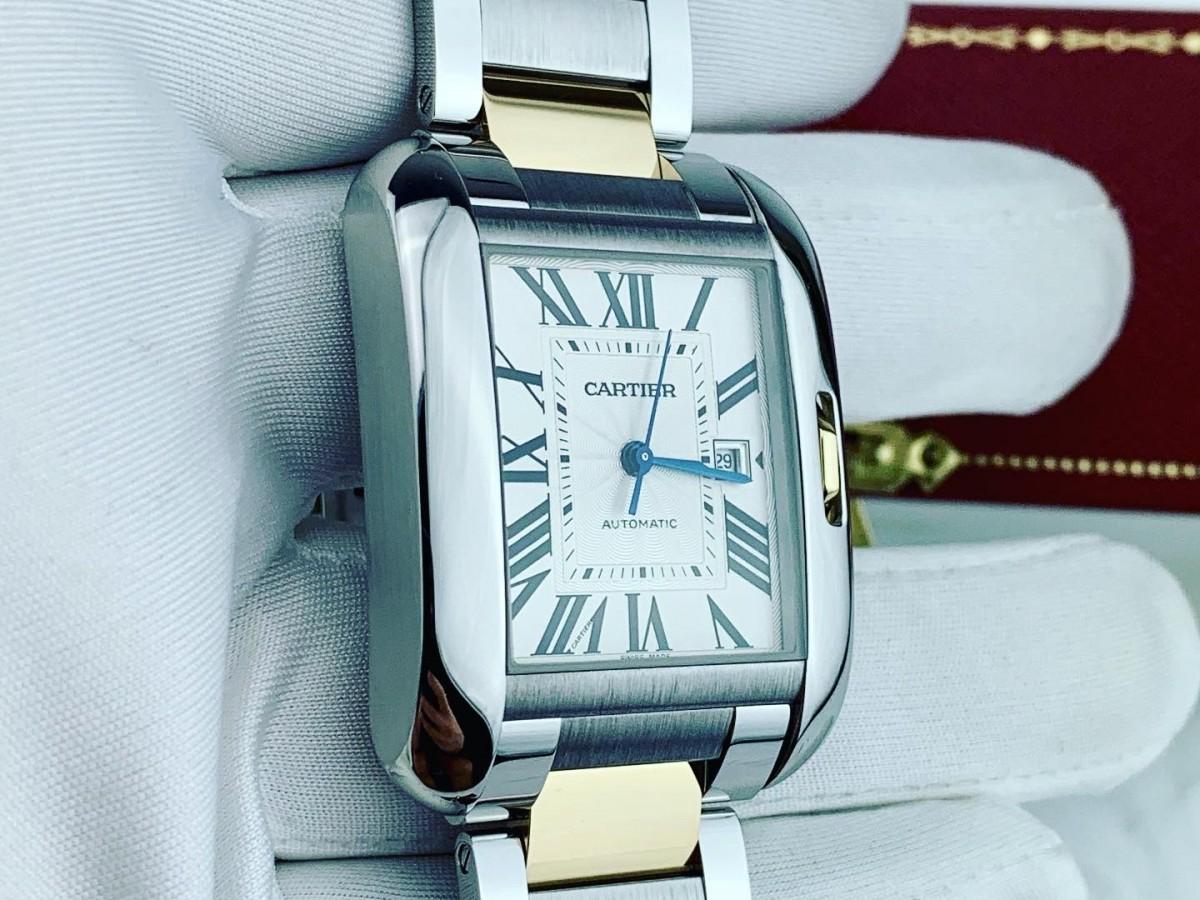 Швейцарские часы Cartier Tank Anglaise W5310047