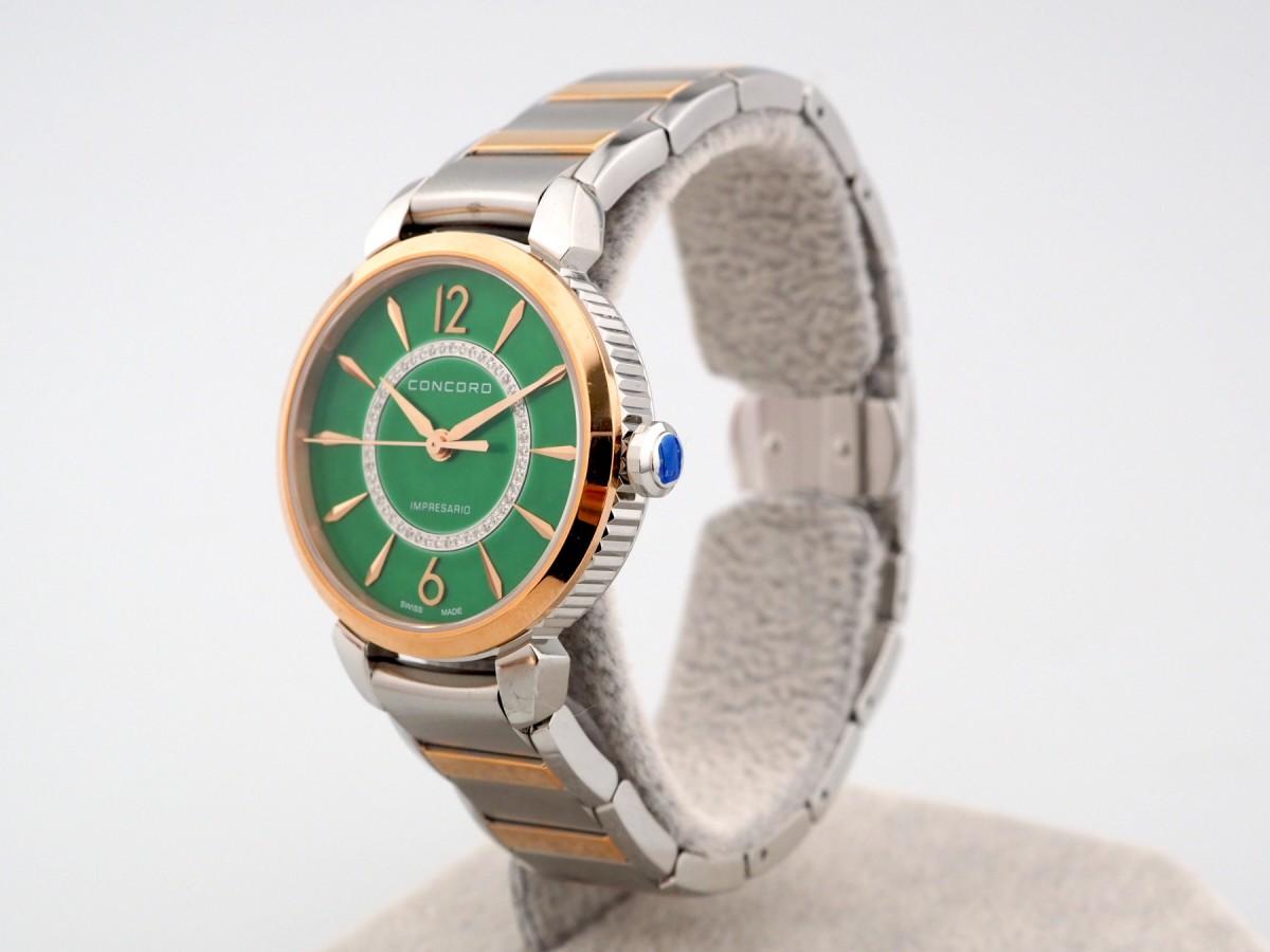 Швейцарские часы Concord Impresario Quartz
