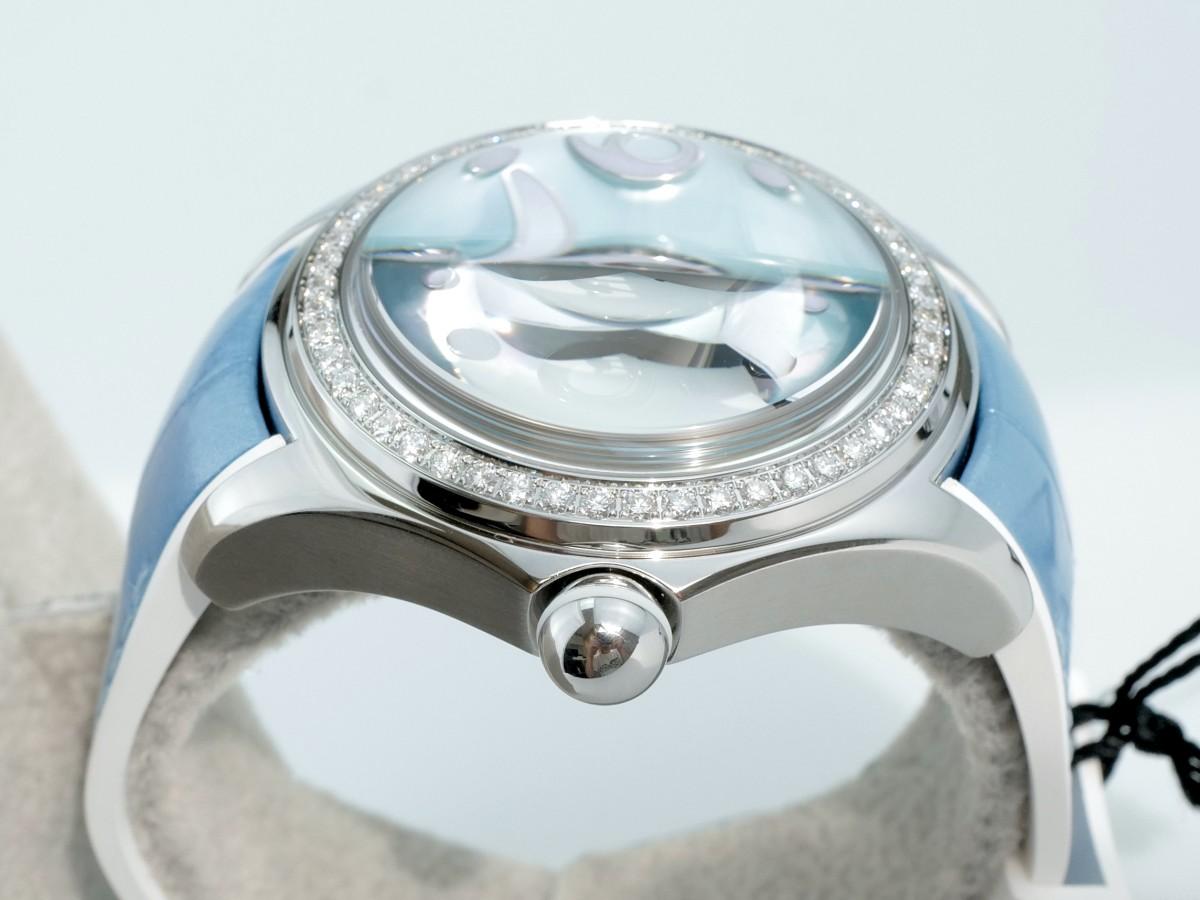 Швейцарские часы Corum Bubble L295/03050