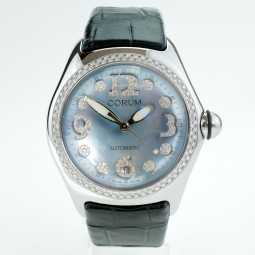 Швейцарские часы Corum Bubble Limited edition - Diamond bezel 45mm