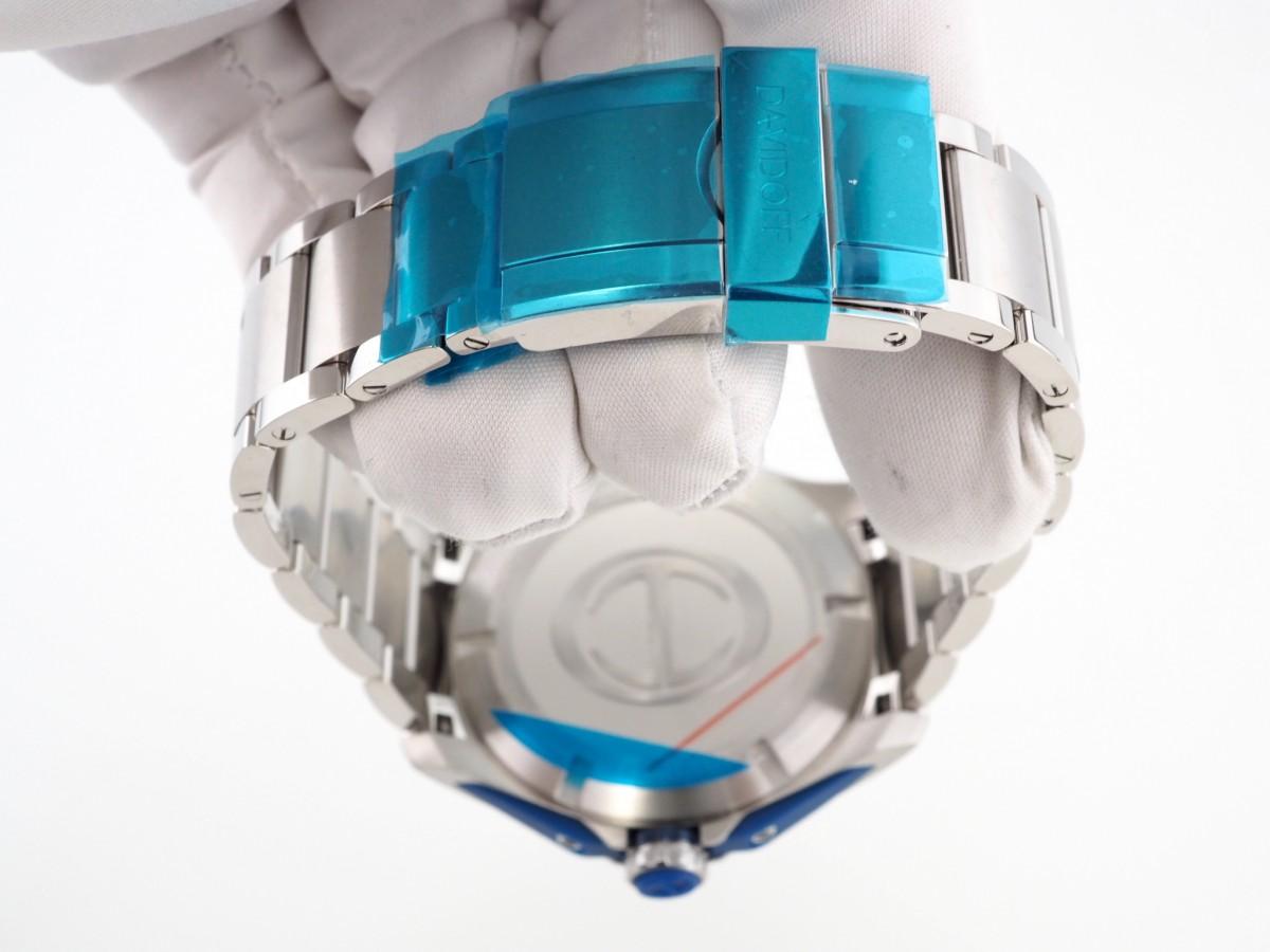 Швейцарские часы Davidoff Velocity Diver Automatic Blue 22443