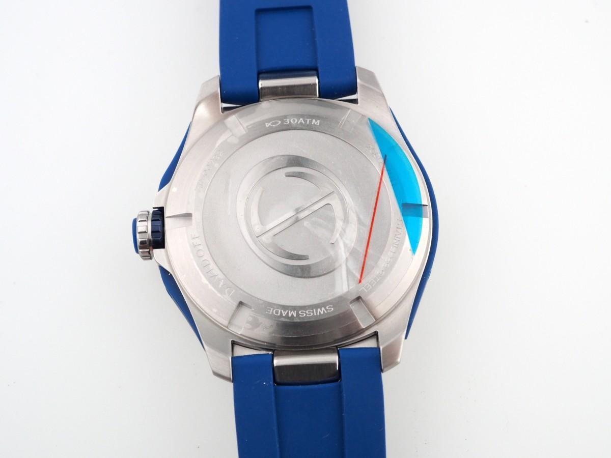 Швейцарские часы Davidoff Velocity Diver Blue 22440