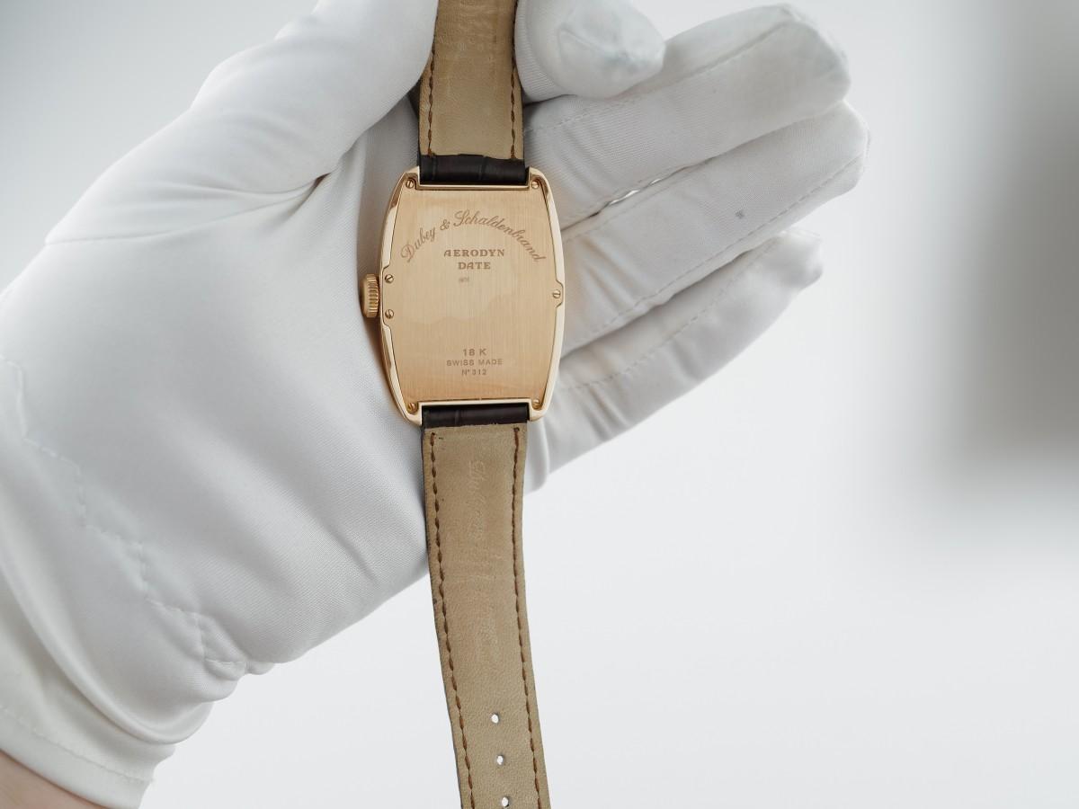 Швейцарские часы Dubey & Schaldenbrand Aerodyn Date