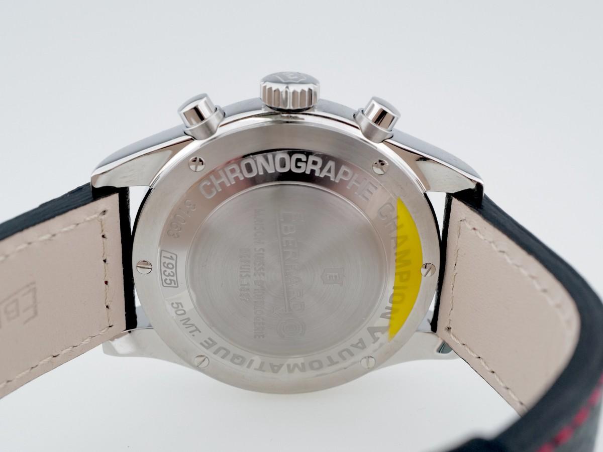 Швейцарские часы Eberhard Champion V Chronograph 31063.5