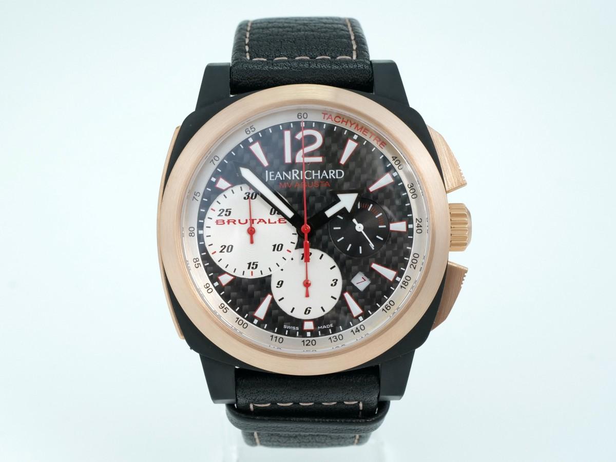 Швейцарские часы JeanRichard MV Agusta Brutale Limited Edition