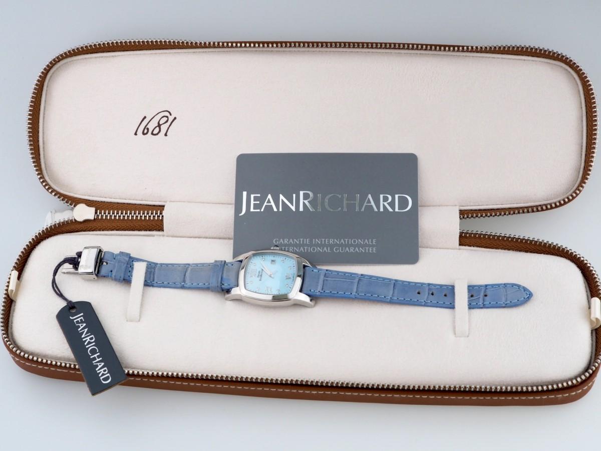 Швейцарские часы JeanRichard TV Screen Lady Automatic