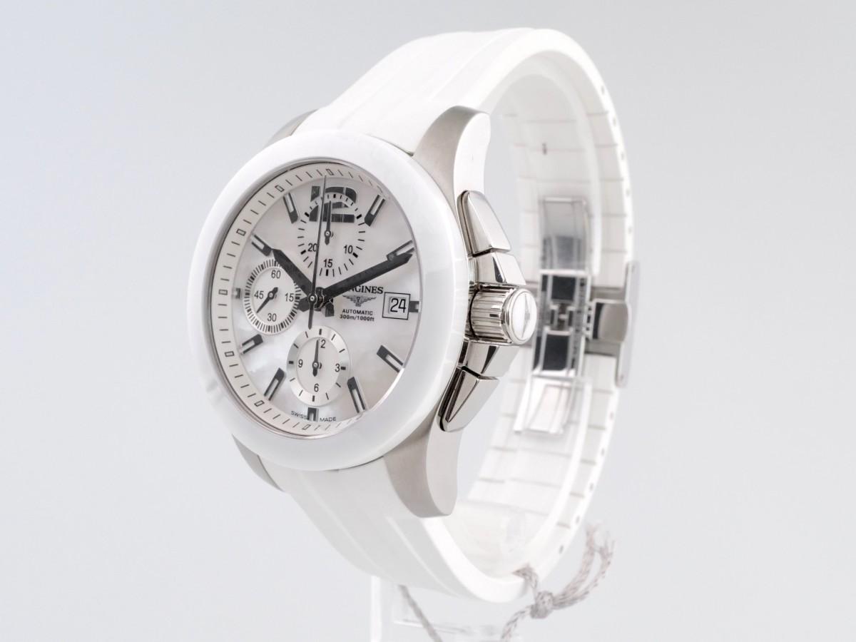 Швейцарские часы Longines Sport Collection Conquest Chronograph